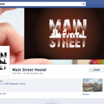 Main Street Hostel FaceBook page
